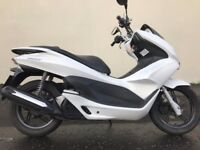 2010 HONDA PCX125 -SPOTLESS LOW MILAGE GREAT SCOOTER ,FULL MOT -FINANCE-MUST BE SEEN £1299