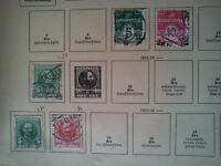 Alte Briefmarken DÄNEMARK 1904 -1949 old danish stamps Danmark Düsseldorf - Bezirk 1 Vorschau