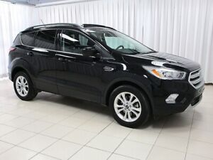 2018 Ford Escape SEL ECOBOOST 4WD SUV- HEATED SEATS, PANORAMIC R