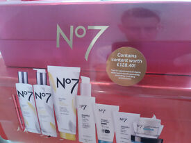 BUMPER PACK ladies cosmetics, No 7 set worth £128, Soap & Glory, Body Shop set, bodycare collection
