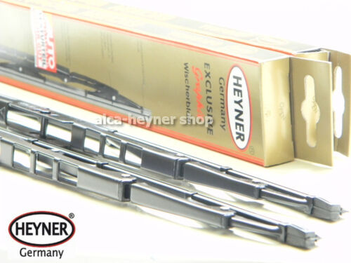 LEXUS IS 2005+  HEYNER standard windscreen WIPER BLADES 22''20''