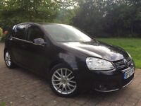 2007 Volkswagen Golf 2.0 GT TDI Automatic DSG 5dr very cheap to run and insure fuel 55+ mpg