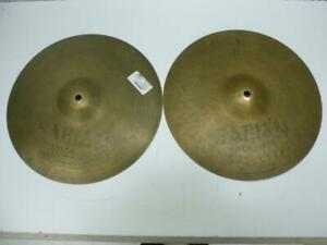 Sabian Hi-Hat Cymbals - We Buy And Sell Musical Instruments - 117453 - AL415406