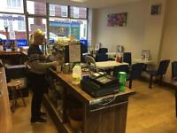 Cafe / restaurant closing - everything must go!