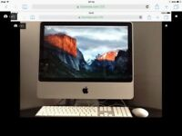 iMac Desktop, With Keyboard and Mouse, Superb Condition, Free Delivery