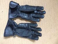 Extra small motorcycle gloves