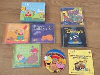 Nursery rhymes cd kids cd