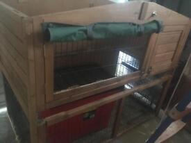Rabbit hutch's £20 for two