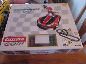 super mario racing car set