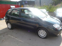 Renault MEGANE SCENIC Authentique,5 door hatchback,nice clean tidy car,runs and drives nicely