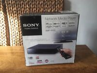 L@@K Sony SMP-N100 Streaming Player WiFi, HDMI, USB Playback Complete Boxed