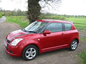 Suzuki Swift 1.5 GLX 3 DOOR