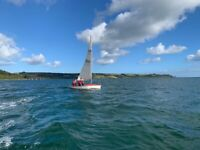 Lark sailing dinghy 14ft