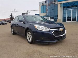 2016 Chevrolet Malibu LT ACCIDENT FREE-LOW MONTHLY PAYMENTS!!