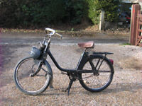Velosolex 1959 (Road Tax exempt)