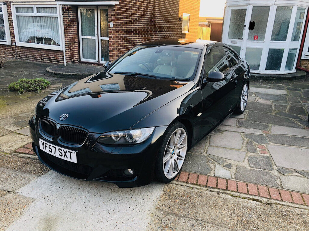 2007 Bmw 3 Series Coupe M Sport Automatic In Romford London Gumtree