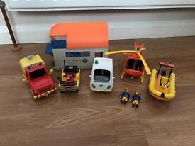 Fireman Sam bundle