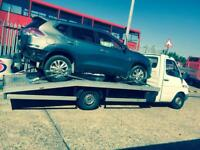 24/7 Recovery car breakdown transport service local and national