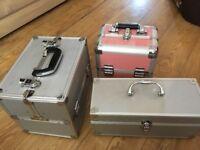 Nail box case