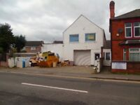 Commercial unit to let