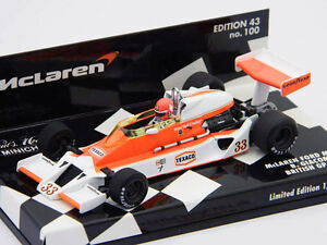 B-Giacomelli-McLaren-Ford-M26-BRITISH-GP-1978-1-43-MINICHAMPS