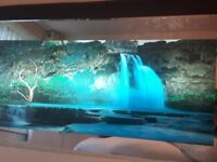 Decorative Motion Picture - Waterfall Scene