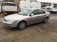 Ford Mondeo LX, 2.0 diesel, non runner spares or repairs, £400