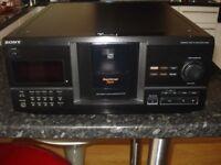 Sony CDP-CX260 200 CD Multi Player