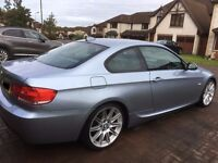 BMW 3 Series 2.0 320d M Sport Highline 2dr, Fully detailed with clay bar and full polish and sealer