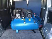 Compresser air tools garage etc