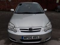 Toyoya Corolla T3 D4D Silver 5 Doors Hatchback, Excellent Runner, Bought a Car no longer Required