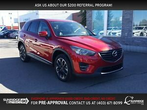 2016 Mazda CX-5 GT, AWD, LEATHER, HEATED SEATS