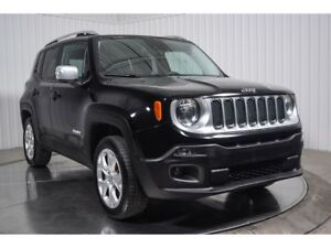 2015 Jeep Renegade LIMITED AWD CUIR GROS ECRAN