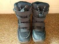 Boys Next winter snow boots size 12