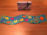 Kids Funky Footprints Counting Mat