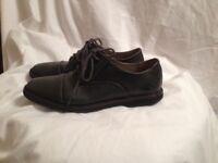 Ladies grey Lacoste shoes