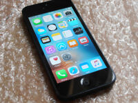 MUST SEE!!   UNLOCKED IPHONE 5   16GB   FULLY WORKING   (NOT 4 4S 5S 6 6S )