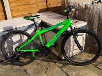 "Boys Raleigh Bike 24"" Wheel"