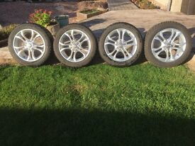A6 Winter Wheels and Tyres