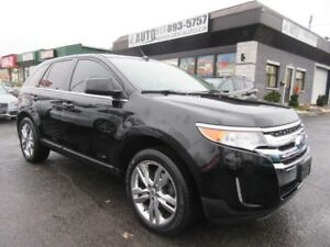 2011 Ford Edge Limited (AWD, Leather, Pano Roof, Navigation Came