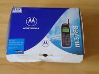 Motorola m3788 Mobile Phone