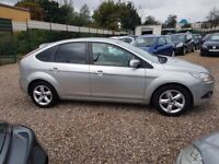 2010 Ford Focus 1.6 Petrol facelift ZETEC good spec nice alloys 5 door GOOD RUNNER