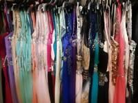 New long maxi dress size 10