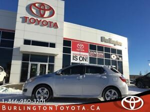2010 Toyota Matrix XR LOW LOW KM'S
