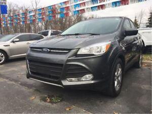 2016 Ford Escape SE, AWD, 2.0L ENGINE, B/U CAMERA