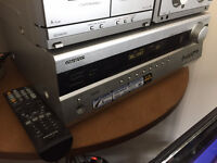 Onkyo TX-SR507 audio amp in silver - ideal for 5.1 surround sound