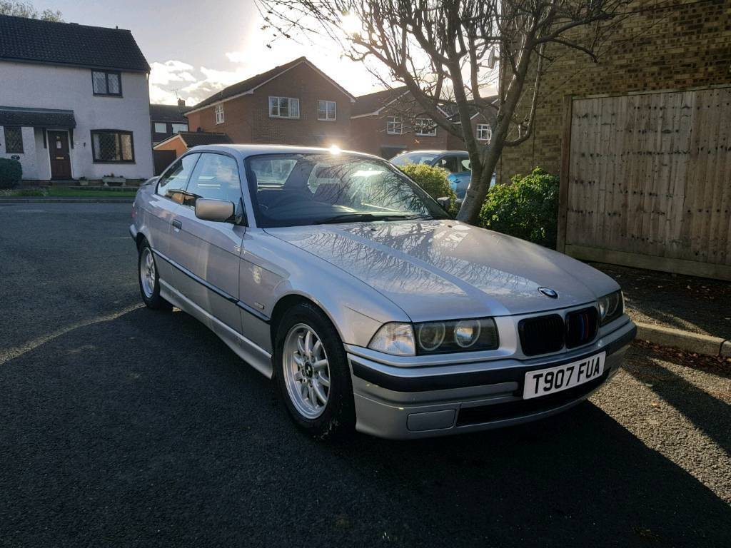 bmw e36 316i coupe in coxheath kent gumtree. Black Bedroom Furniture Sets. Home Design Ideas