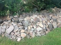 Reclaimed Welsh Pennant Stone various sizes