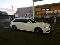 Audi a4 sline avant 1.8tfsi 6speed estate 19inch rotors