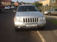2005 Jeep Grand Cherokee 2.7CRD last of the straight 6's before they switched to the V6.